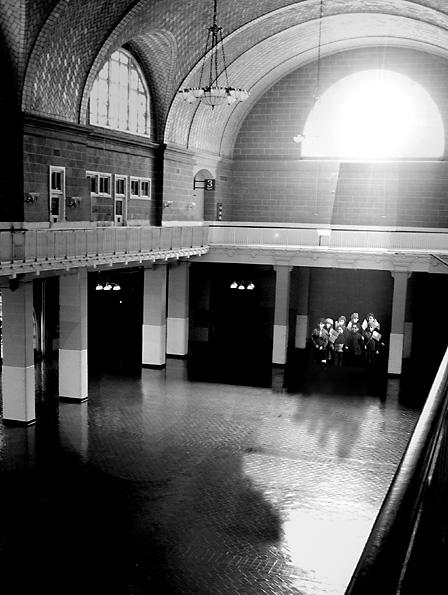 Ellis Island Serie