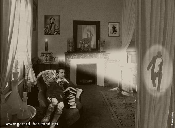 プルーストの部屋